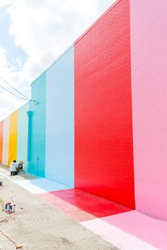 bright colors | design inspiration