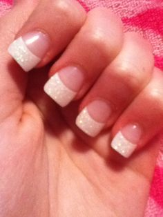 The nails I got done for my Pageant !!!
