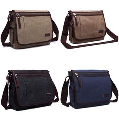 "http://fashiongarments.biz/products/mens-casual-canvas-shoulder-bag-college-students-bookbag-military-satchel-sling-vintage-messenger-bag/,   						Material: Canvas Color: Khaki/Blue/Black/Brown Size Approx( L x W x H ): 32.5cm x 30.5cm x 5cm /11.0"" x 10.0"" x 2.0""  			 	    Package Included: 1 x Bag 	,   , fashion garments store with free shipping worldwide,   US $36.89, US $33.94  #weddingdresses #BridesmaidDresses # MotheroftheBrideDresses # Partydress"
