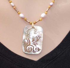 Brilliant Cultured Pearl Necklace