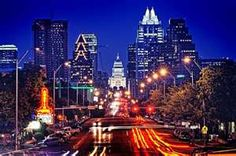 Austin Skyline (capitol)