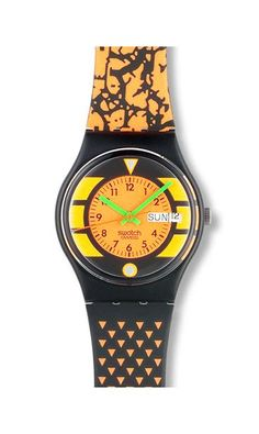WIPEOUT  ❥ Swatch Watch ❥