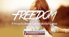 9 Ways to Break Generational Curses | Servant's Quill