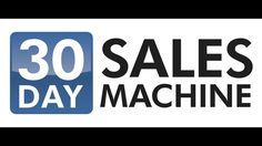 Make Money Online Right Now  30 Days Sales Machine Discount- Training 30...