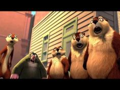 The Nut Job Official Trailer