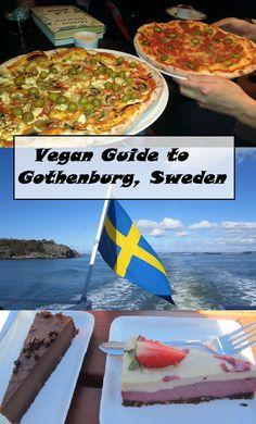 Vegan Guide to Gothenburg, Sweden