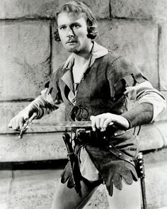 1938 The Adventures of Robin Hood.  Errol Flynn