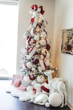 Christmas-tree-decoration-ideas-2018-43 Best 10 Hair Growth Methods with Home Remedies