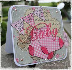 Ge-We Hobby: En nog een paar babykaarten