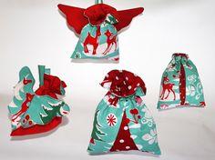 Auch gut als Geschenkverpackung zu verwenden: die Adventskalender Beutel, genäht nach einem Schnittmuster von Frau Scheiner Bowser, Disney Characters, Fictional Characters, Disney Princess, Gifts, Bags, Sewing, Scrappy Quilts, Dressmaking