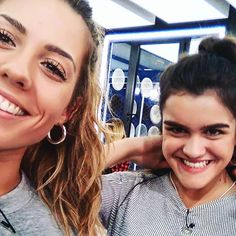 Miriam Rodríguez y Amaia Romero | OT 2017 Rick Y, Thalia, Leo, Queens, Truths, Famous Singers, Backgrounds, Lion