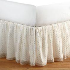 The Emily & Meritt Tulle Tutu Bedskirt | PBteen