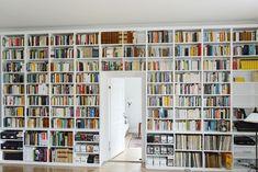 Happy Room, Dream Library, Home Libraries, Loft Design, House Goals, Reading Nook, Diy Bedroom Decor, Home Decor, Decoration