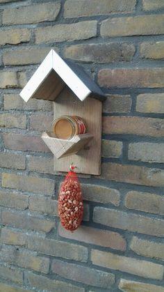 Vogelhuisje DIY