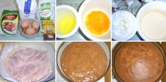 5_schwarzwaldsky-dort-piskotovy-korupus-recept Breakfast, Food, Morning Coffee, Meals, Yemek, Eten