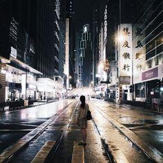 "Photograph by kingymak  ""[More Hong Kong here →]"""