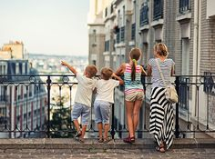 The 50 Best Cities in the World for Families