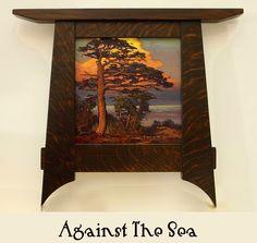 Jan Schmuckal | Against The Sea | Arts and Crafts | Craftsman | Bungalow | Frame