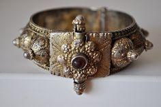 Vintage Bedouin Bracelet