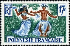 Buy and sell stamps from French-Polynesia. Meet other stamp collectors interested in French-Polynesia stamps. Sell Stamps, Rare Stamps, Postage Stamp Design, Postage Stamps, Rock N Folk, Tahitian Dance, Polynesian Dance, Outre Mer, Stamp Catalogue