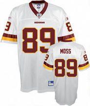 Santana Moss Youth Jersey  Reebok White Replica  89 Washington Redskins  Jersey at Modell s cfa21029c