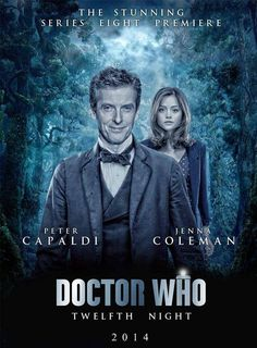 New Doctor Who season 8 promo poster