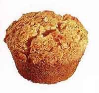 Apple-Yogurt Muffins