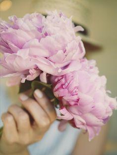Style...Camilla Pihl // pink beauty
