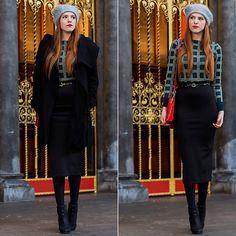 Sonja Vogel - Green Vintage Sweater