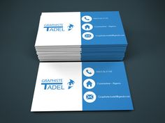free mockup busness card موكب لعرض الكرت الشخصي