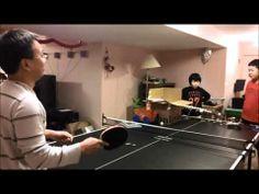 Lego Ping Pong Ball Launcher II - YouTube