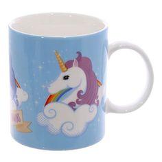 Mug Licorne I Don't Believe in Humans