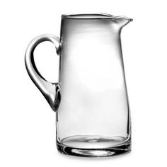 Libbey® Impressions 90-Ounce Pitcher - BedBathandBeyond.com $12.99 (Reviews says it can crack)