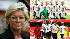 Head coach Silvia Neid's team will have a few final training sessions in…