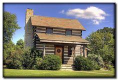 Beautiful Farmhouse, looks like it could be Fredericksburg, Texas