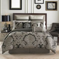 Croscill Augusta Bedding by Croscill Bedding Bedding And Curtain Sets, Best Bedding Sets, Matching Bedding And Curtains, Cheap Bedding Sets, Bedding Sets Online, King Comforter Sets, Luxury Bedding Sets, Croscill Bedding, Damask Bedding