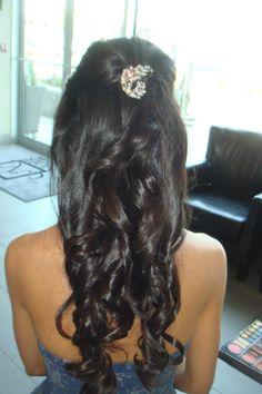 Mili's work Queen Hair, Relaxed Hair, Black Queen, Long Hair Styles, Beauty, Relaxed Hair Journey, Beleza, Long Hair Hairdos, Cosmetology