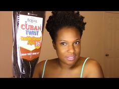 Better Than Marley Hair: Crochet Braids With A Cuban Twist - YouTube