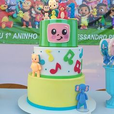 Images about #cocomeloncake on Instagram 2nd Birthday Party Themes, Birthday Cakes, Girl Birthday, Beautiful Cakes, Amazing Cakes, Melon Cake, Cake Ideas, First Birthdays, Wedding Cakes