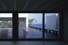 OAB, Office of Architecture in Barcelona  Tagomago Villa, 1999-2001, in Santa Eulalia del Río, Ibiza,Spain