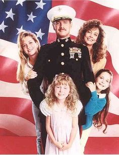Major Dad is an American sitcom 1989 to 1993 on CBS, starring Gerald McRaney as Major John D. MacGillis and Shanna Reed as his wife Polly. The cast also includes Beverly Archer, Matt Mulhern, Jon Cypher, Marisa Ryan, Nicole Dubuc and Chelsea Hertford.