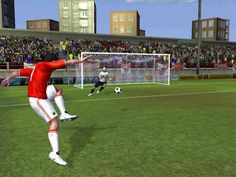 You've heard of the Dream League Soccer before? Dream League Soccer is a recreational soccer simulation, where you have to lead your team to glory, and starting