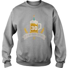 It s My Beer th Day 30 Years Old T-Shirt #gift #ideas #Popular #Everything #Videos #Shop #Animals #pets #Architecture #Art #Cars #motorcycles #Celebrities #DIY #crafts #Design #Education #Entertainment #Food #drink #Gardening #Geek #Hair #beauty #Health #fitness #History #Holidays #events #Home decor #Humor #Illustrations #posters #Kids #parenting #Men #Outdoors #Photography #Products #Quotes #Science #nature #Sports #Tattoos #Technology #Travel #Weddings #Women