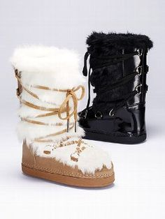 Grown up moon boots!!