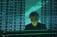 Jean Michel #Jarre 2016 Electronica tour #Bratislava