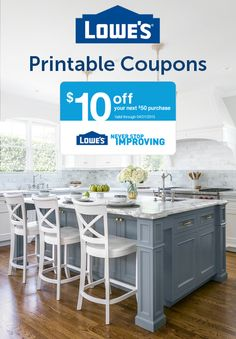 Find The Latest Lowe S Printable In Coupons Here And Other Deals Tips For