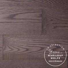 Un plancher de chêne