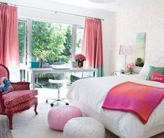 love this room hello chair of awesomeness and pouf coolness