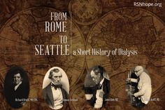 From Rome to Seattle: A Short History of Dialysis Rome, Seattle, History, Health, Dialysis, Historia, Health Care, Rome Italy, Salud