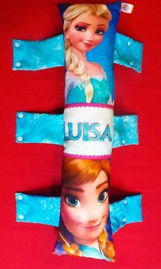 Almofada para cinto de segurança Frozen